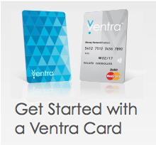Get Started with Ventra