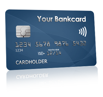 Contactless Bankcard