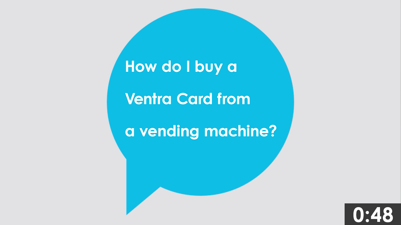 Featured Questions | Ventra